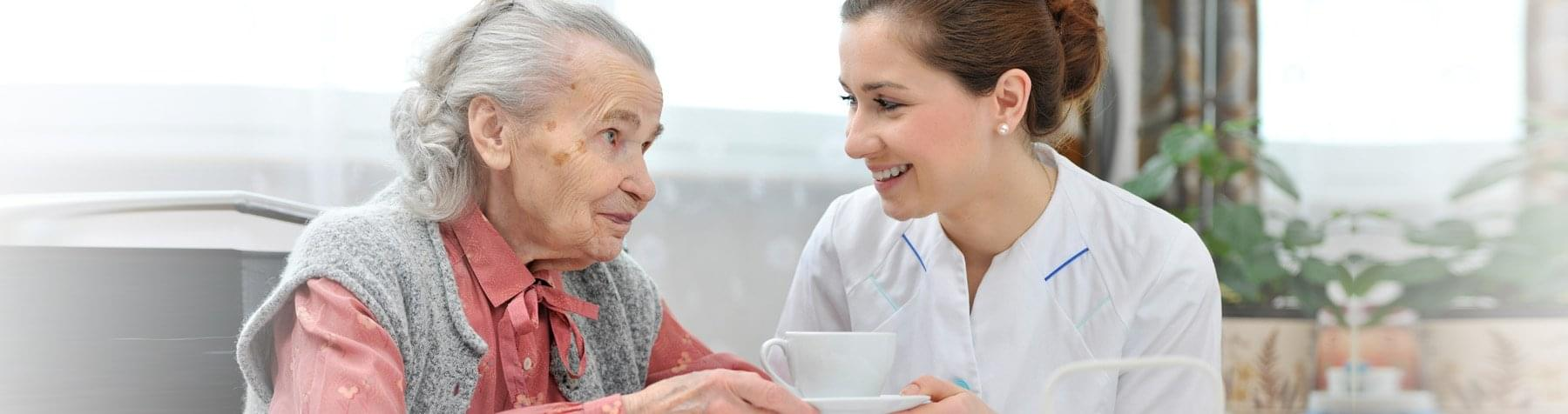 Senior home care assistance