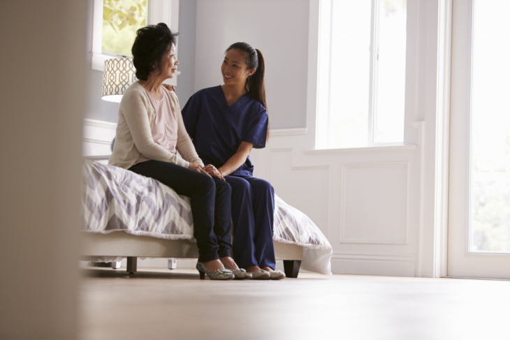 Tips When Caring for Patients with Dementia